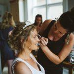 Bride - Make up by Chloe Pritchard -Wedding - Wedding Make Up - Wedding Hair - Maidstone, Ashford, Dartford, Canterbury, Dover