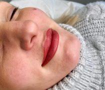 Semi Permanent - Make up by Chloe Pritchard - Semi Permanent Lip Liner - Semi Permanent Make Up -