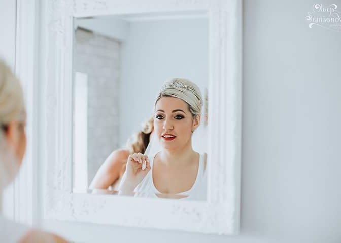 Bride - Make up by Chloe Pritchard - Make Up Artist - Beautician - Best Make Up - Beauty - Kent - London - UK-1