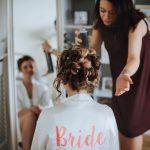 Bridesmaid - Make up by Chloe Pritchard - Bridal - Bride Hair - East Quay