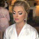 Bridesmaid - Make up by Chloe Pritchard - Bridal - Bride Make up - Boughton Golf Club