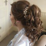 Bridesmaid - Make up by Chloe Pritchard - Bridal - Bride Make up and Hair - Bradbourne House