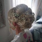 Bridesmaid - Make up by Chloe Pritchard - Bridal - Bride Make up and Hair - Chilston Park Hotel