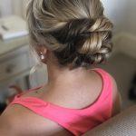 Bridesmaid - Make up by Chloe Pritchard - Bridal - Bride Make up and Hair- Milner Court