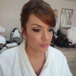 Bridesmaid - Make up by Chloe Pritchard - Bridal - Bride Make up and Hair- Port Lympne Mansion