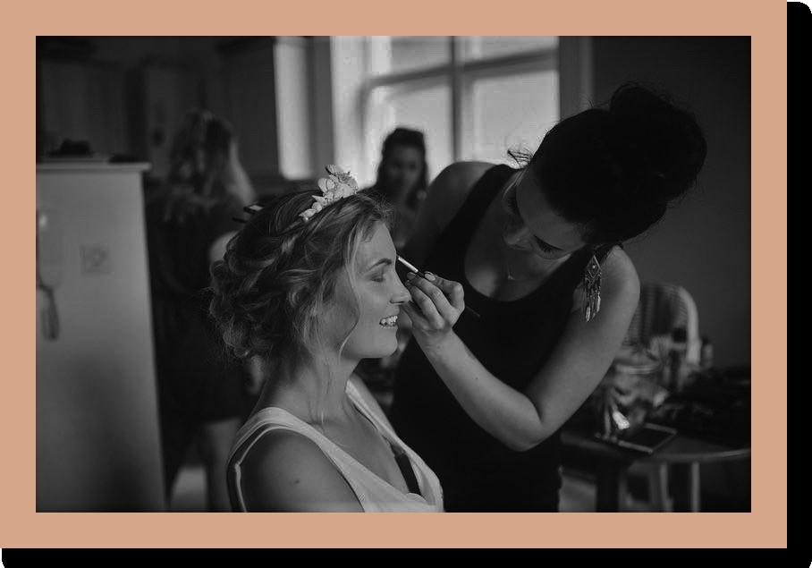 Rose-Gold-border Bride - Make up by Chloe Pritchard -Wedding - Wedding Make Up - Wedding Hair - Maidstone, Ashford, Dartford, Canterbury, Dover