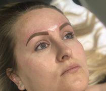 Semi Permanent - Make up by Chloe Pritchard - Semi Permanent Eyebrows - Semi Permanent Make Up - Make up artist - Kent